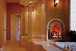 Cum să integrezi șemineul tradițional cu mobilierul modern